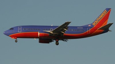 N636WN - Boeing 737-3H4 - Southwest Airlines