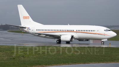 OO-TNF - Boeing 737-3Q8(QC) - TNT Airways