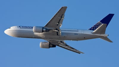 N69154 - Boeing 767-224(ER) - Continental Airlines
