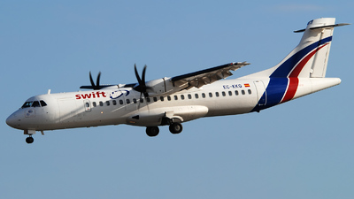 EC-KKQ - ATR 72-212A(500) - Swiftair