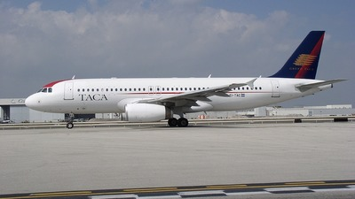 EI-TAC - Airbus A320-233 - TACA International Airlines