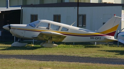 VH-CPT - Piper PA-28-180 Cherokee D - Private