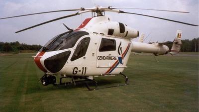 G-11 - McDonnell Douglas MD-900 Explorer - Belgium - Federal Police