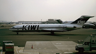 N8881Z - Boeing 727-225(Adv) - KIWI International Airlines