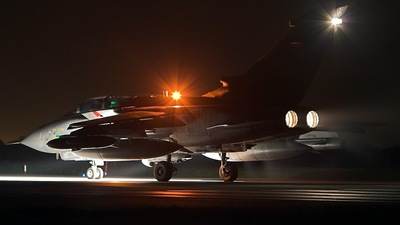 ZA546 - Panavia Tornado GR.4 - United Kingdom - Royal Air Force (RAF)