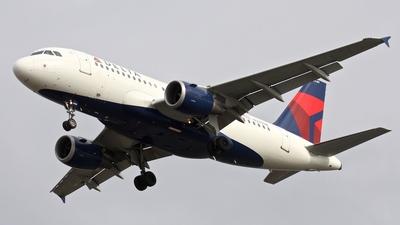 N349NB - Airbus A319-114 - Delta Air Lines