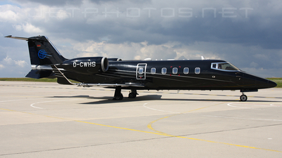 D-CWHS - Bombardier Learjet 60 - Cirrus Aviation
