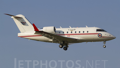 144618 - Bombardier CC-144C Challenger - Canada - Royal Canadian Air Force (RCAF)