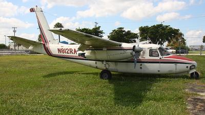 N812RA - Aero Commander 500 - Private