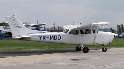 YR-MDD - Cessna 172S Skyhawk SP - Romanian Aviation Academy