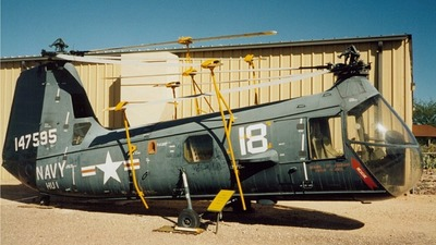 147595 - Piasecki UH-25C Retriever - United States - US Navy (USN)