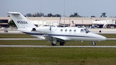 Cessna 525 CitationJet 1 - Skyline
