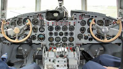 RA-75478 - Ilyushin IL-18D - Russia - Air Force