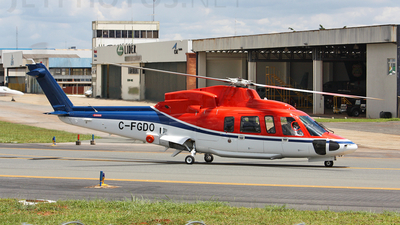 C-FGDO - Sikorsky S-76C+ - Private
