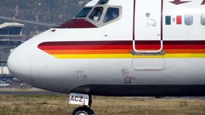 XA-ACZ - McDonnell Douglas DC-9-32 - Aero California