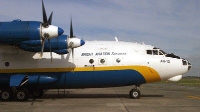 LZ-BRC - Antonov An-12BP - Bright Aviation Services