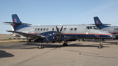 N320UE - British Aerospace Jetstream 41 - United Express (Atlantic Coast Airlines)