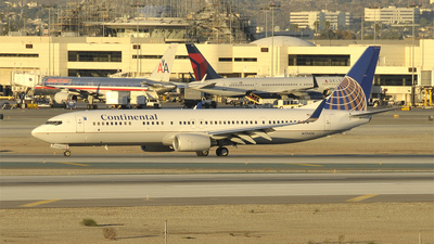 N75426 - Boeing 737-924ER - Continental Airlines