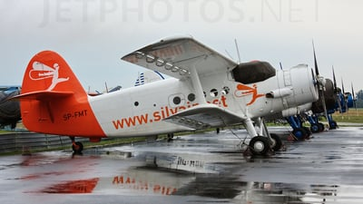 SP-FMT - Antonov An-2 - Silvair