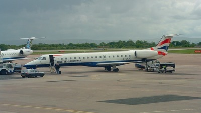 G-ERJE - Embraer ERJ-145EP - British Airways (CityFlyer Express)