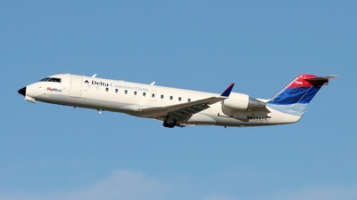 N862AS - Bombardier CRJ-200ER - Delta Connection (SkyWest Airlines)