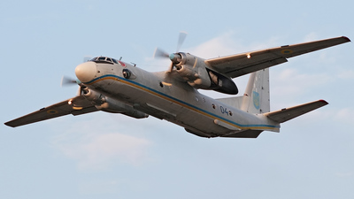 04 - Antonov An-26 - Ukraine - Ministry of Emergency Situations