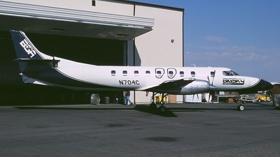 N704C - Fairchild SA227-AC Metro III - Big Sky Airlines