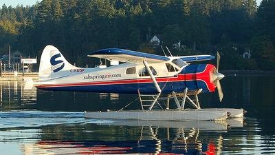 C-FAOP - De Havilland Canada DHC-2 Mk.1 Beaver - Saltspring Air