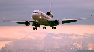 HS-TMF - McDonnell Douglas MD-11 - Thai Airways International