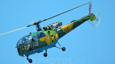 113 - IAR-316B - Romania - Air Force