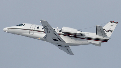 CS-DFR - Cessna 560XL Citation Excel - NetJets Europe