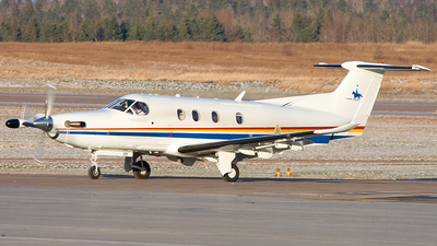 C-GMPM - Pilatus PC-12/47 - Canada - Royal Canadian Mounted Police