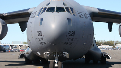 03-3120 - Boeing C-17A Globemaster III - United States - US Air Force (USAF)