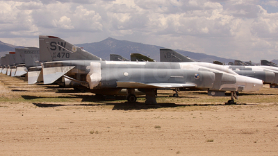 66-0470 - McDonnell Douglas RF-4C Phantom II - United States - US Air Force (USAF)