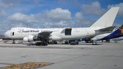 N526UP - Boeing 747-212B(SF) - TradeWinds Airlines