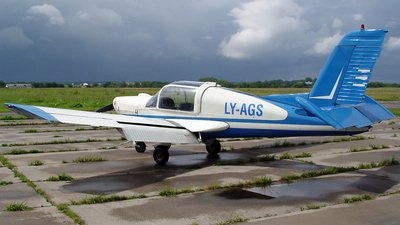 LY-AGS - Morane-Saulnier MS-893A Rallye Commodore 180 - Private