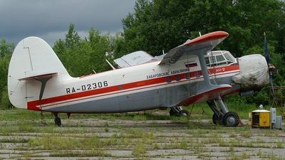 RA-02306 - Antonov An-2 - Khabarovsk Avia