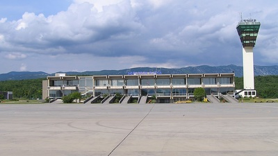 LDRI - Airport - Terminal