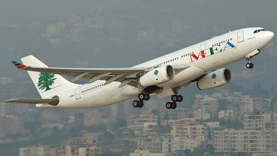 F-OMEA - Airbus A330-243 - Middle East Airlines (MEA)