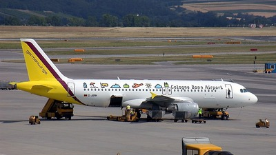 D-AIPH - Airbus A320-211 - germanwings