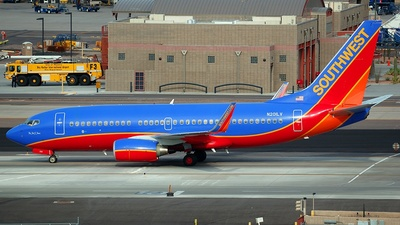 N201LV - Boeing 737-7H4 - Southwest Airlines