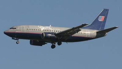 N918UA - Boeing 737-522 - Shuttle by United