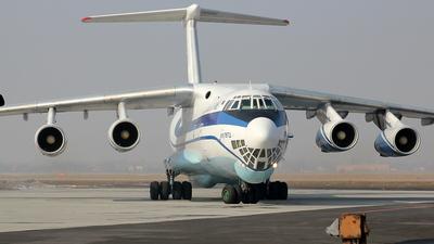 RA-76445 - Ilyushin IL-76TD - Aviacon Zitotrans