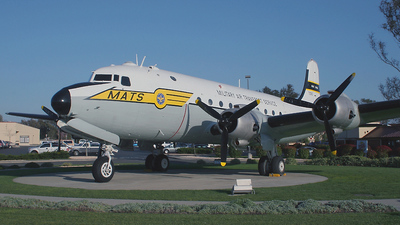 42-72560 - Douglas C-54D Skymaster - United States - US Air Force (USAF)