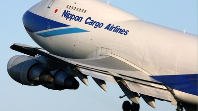 JA8167 - Boeing 747-281F(SCD) - Nippon Cargo Airlines (NCA)