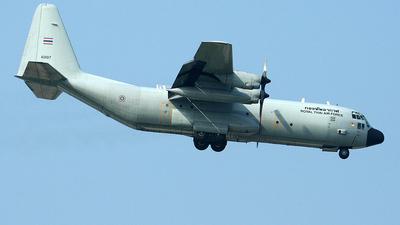 L8-7/33 - Lockheed C-130H-30 Hercules - Thailand - Royal Thai Air Force