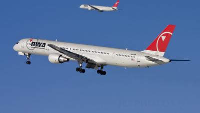 N583NW - Boeing 757-351 - Northwest Airlines