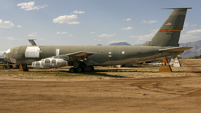62-3501 - Boeing KC-135A Stratotanker - United States - US Air Force (USAF)