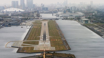 EGLC - Airport - Airport Overview