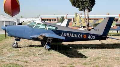 E.30-2 - Piper PA-24-260 Comanche - Spain - Air Force